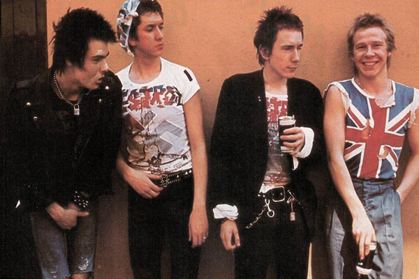 Los Sex Pistols podrían tener su propia película biográfica
