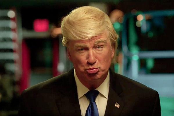 Alec Baldwin se ofrece para cantar en la asunción de Trump… temas de AC/DC