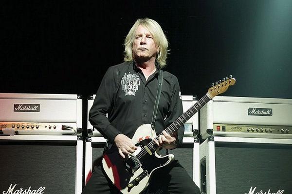 Falleció Rick Parfitt, fundador y guitarrista de Status Quo