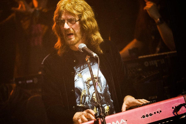 Falleció Geoff Nicholls, ex tecladista de Black Sabbath