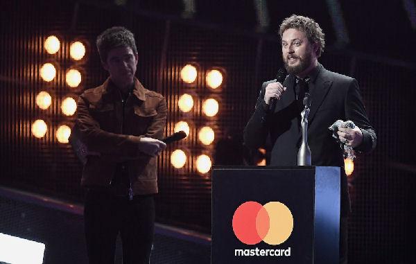 Se entregaron en Londres los premios BRIT 2017