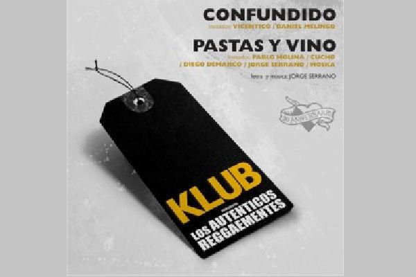 El supergrupo Klub presenta un adelanto de «Los Auténticos Reggaementes»