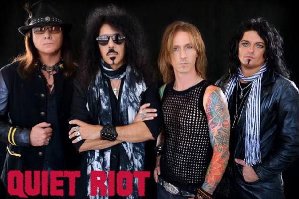 Quiet Riot publicará en abril su álbum «Road Rage»