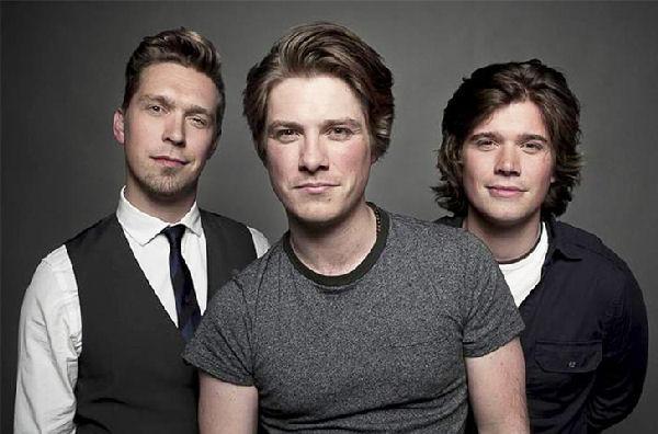 El trío Hanson actuará en agosto en Buenos Aires