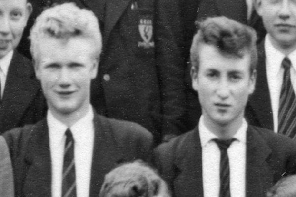 Falleció Pete Shotton, el mejor amigo de John Lennon
