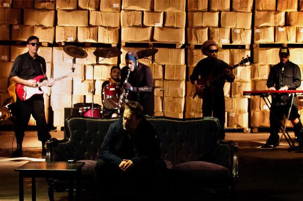 Mirá el videoclip de Klub con Vicentico y Daniel Melingo
