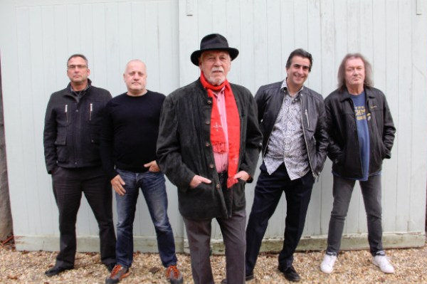 La legendaria banda Procol Harum estrenó el single «Don't Get Caught»