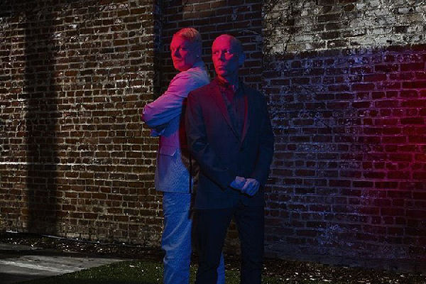 Erasure está de regreso con el single «Hey Now (Think I Got a Feeling)»