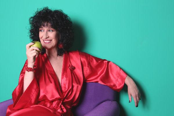Julia Zenko cantará este viernes en el Teatro Municipal, a beneficio del Hospital