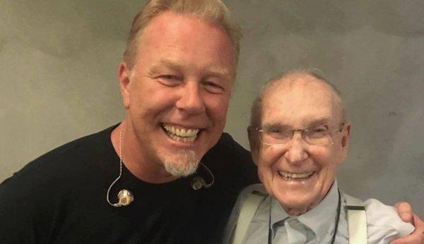 El padre de Cliff Burton dona las regalías de Metallica para financiar una beca