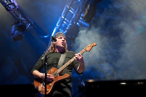 José Palazzo: «La Renga sabe que la música no se puede apagar»