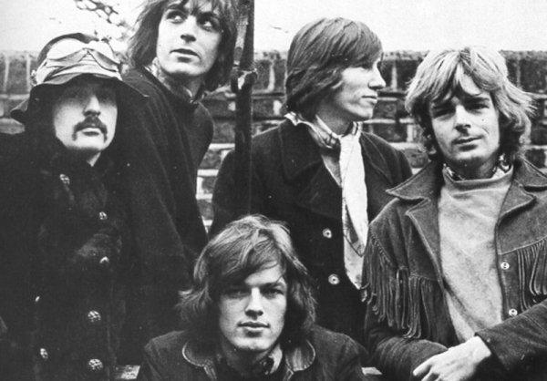 Se cumplen 50 años del lanzamiento del primer álbum de Pink Floyd