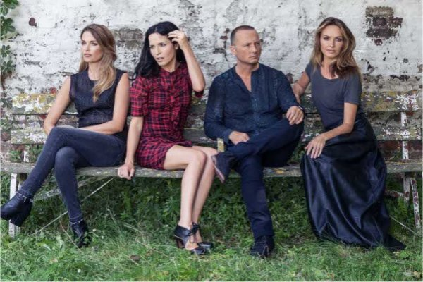 The Corrs adelanta su próximo álbum con «Son of Solomon»