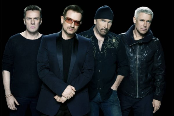 Bono y The Edge interpretan «Stairway to Heaven» de Led Zeppelin con fines benéficos