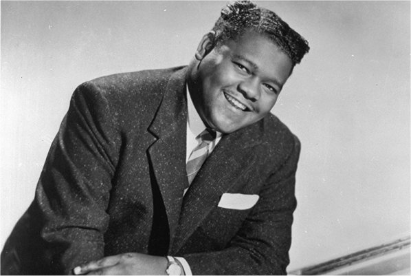 Falleció Fats Domino, pionero del blues y el rock and roll