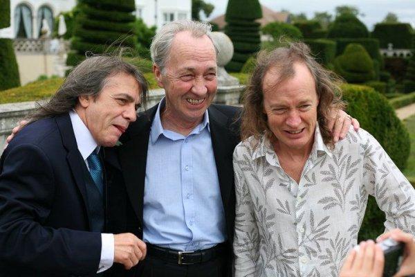 Murió George Young, pionero del rock australiano y hermano de Angus y Malcolm