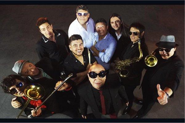 La Mosca y Los Palmeras encabezan festival benéfico en el Club Belgrano de San Nicolás