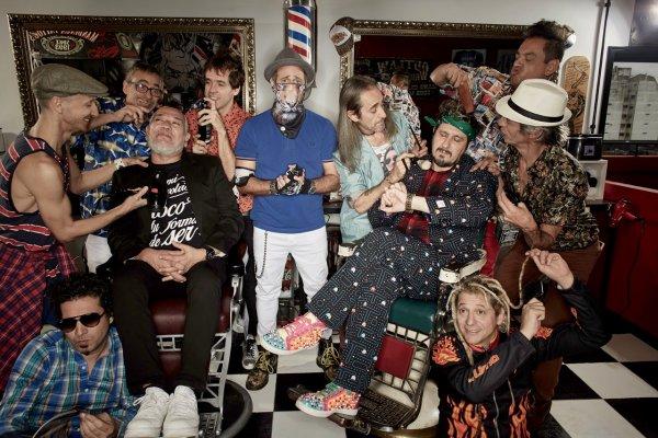 Ya tiene fecha de grabación el «MTV Unplugged» de Los Auténticos Decadentes
