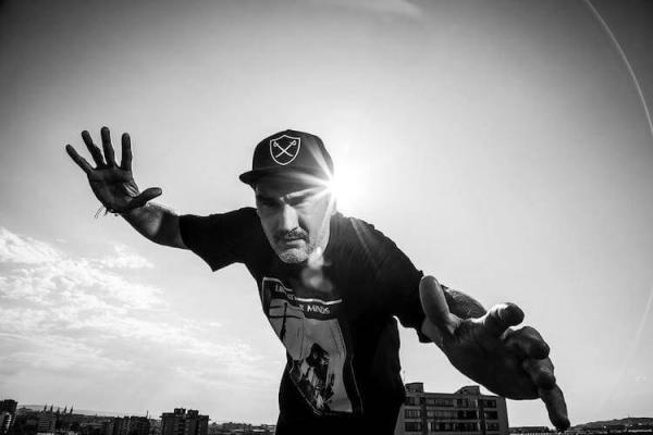 El rapero español Kase O regresará en abril a la Argentina