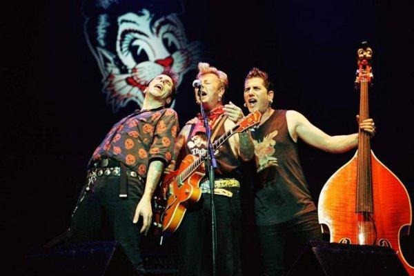 Los Stray Cats anuncian su reunión para actuar en un festival en Las Vegas