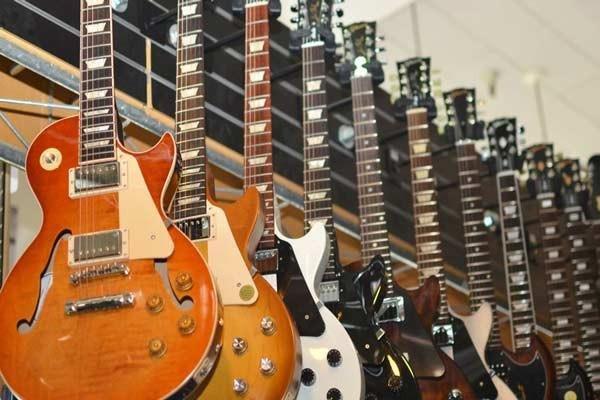 El fabricante de guitarras Gibson se declaró en quiebra