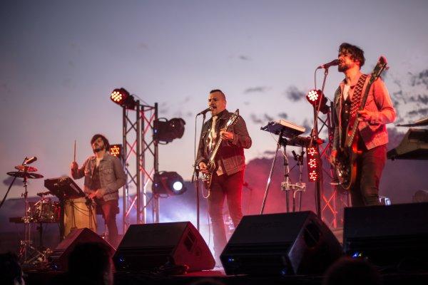 Vanthra presenta el videoclip de «Siempre», registrado en vivo en Mendoza