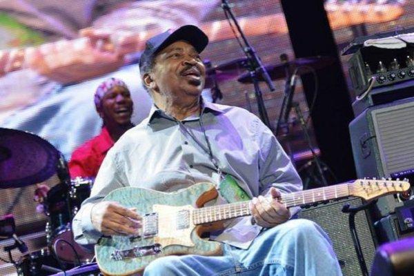 Falleció a los 88 años Matt «Guitar» Murphy, integrante de los Blues Brothers