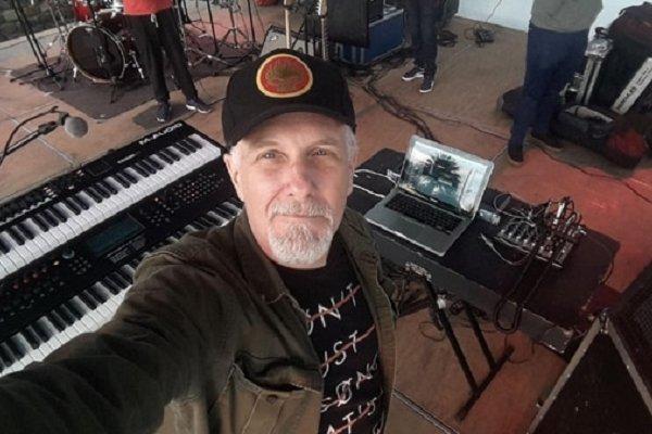 Falleció Daniel Sais, tecladista de Soda Stereo