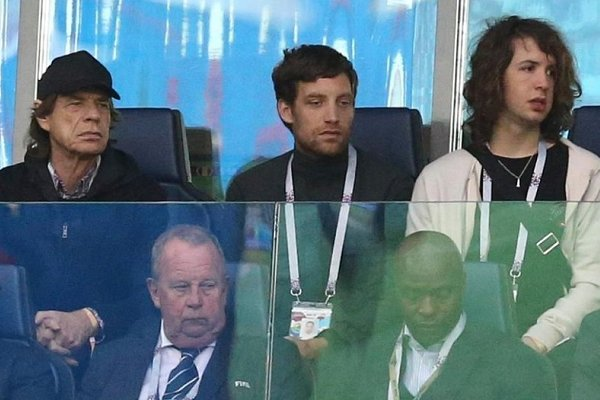 Mick Jagger y su curiosa historia en las Copas del Mundo