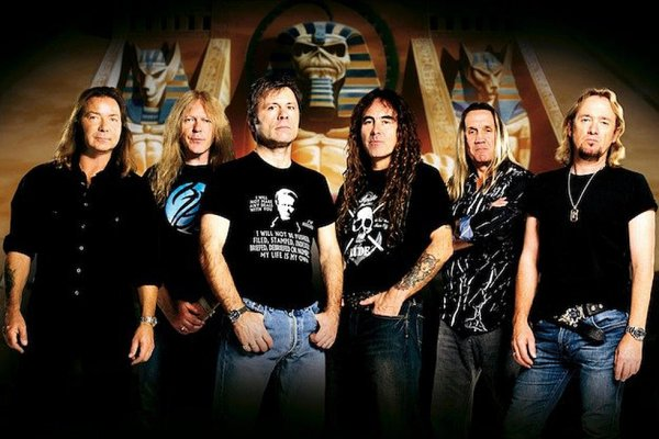 Iron Maiden, Rage Against The Machine y Foo Fighters, entre los nominados al Rock and Roll Hall of Fame