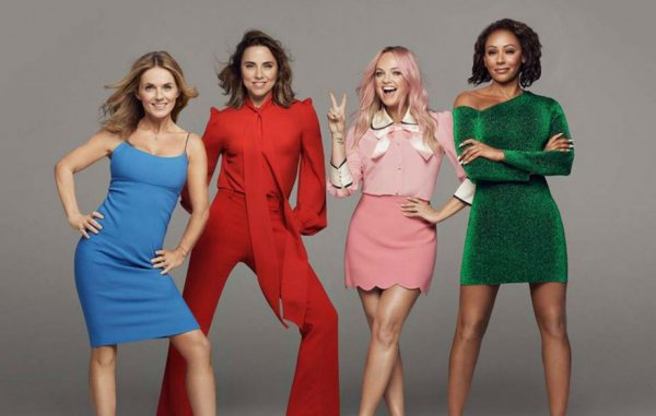 Las Spice Girls anuncian una gira por estadios del Reino Unido para 2019