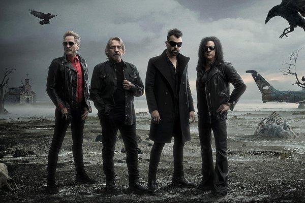 El supergrupo Deadland Ritual publicó «Down in Flames», su single debut