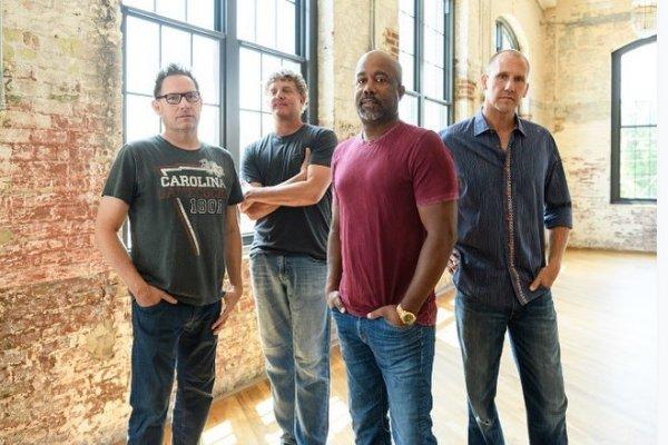 Hootie & The Blowfish anuncia su primer álbum en más de una década y anticipa el single «Rollin'»