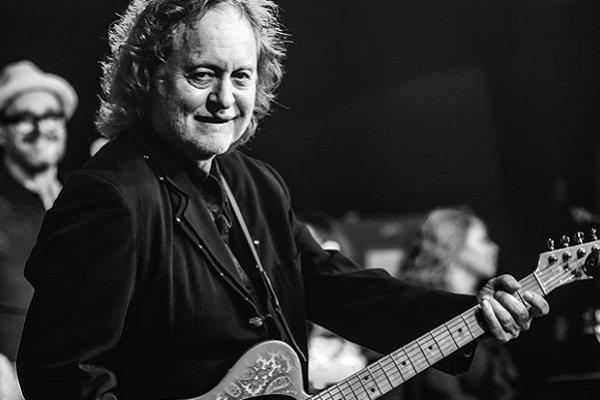 Murió Steve Ripley, ladero de Bob Dylan y líder de la banda Tractors