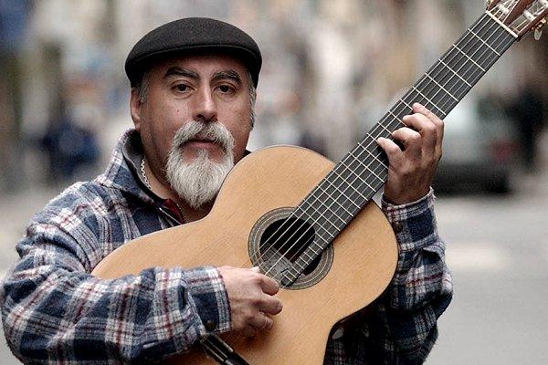 Falleció el guitarrista Juanjo Domínguez, virtuoso de la música criolla y colaborador de Calamaro