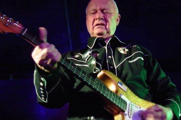 Falleció a los 81 años Dick Dale, el «Rey de la guitarra surfera»
