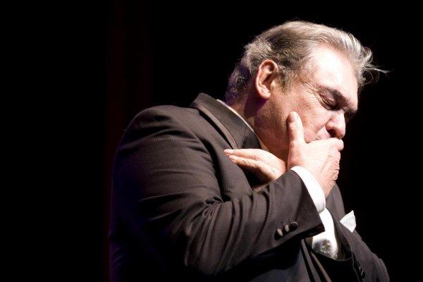 Murió Alberto Cortez, el cantautor de las cosas simples