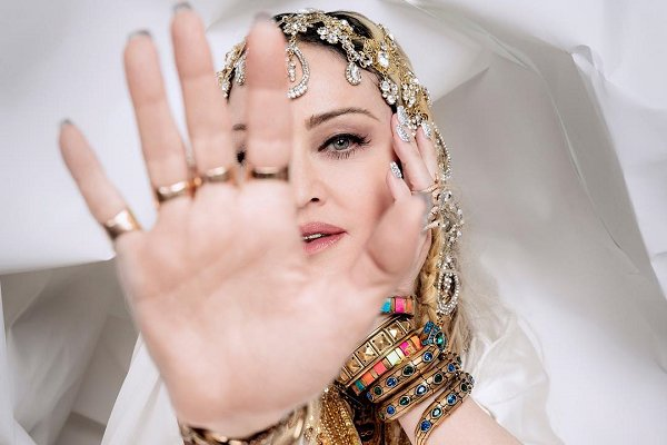 Madonna está preparando el guion de su propia biopic