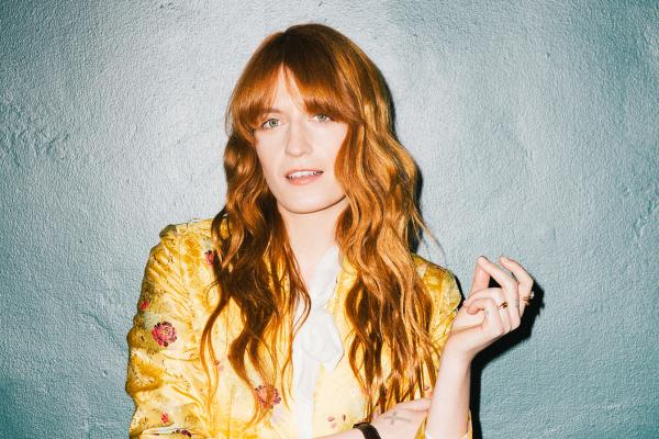 Florence + The Machine estrenó una canción en el episodio de anoche de «Game of Thrones»