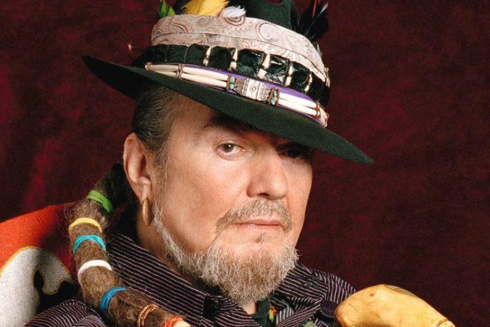 Falleció a los 77 años Dr. John, emblemático músico de Nueva Orleans