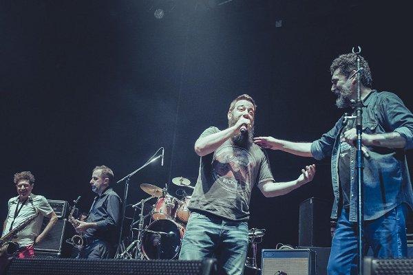 La Mississippi estrenó el videoclip en vivo de «Blues del equipaje», con la participación de Piti Fernández