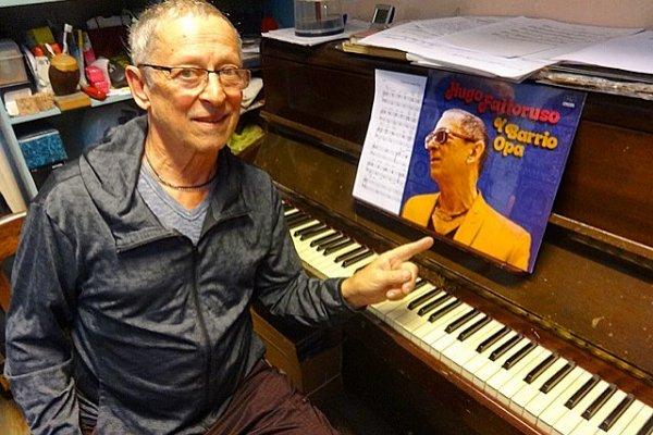 Por su trayectoria, Hugo Fattoruso recibirá el Grammy Latino a la Excelencia Musical