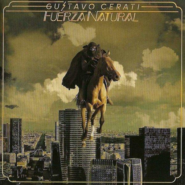 Cumple 10 años «Fuerza natural», el último disco de Gustavo Cerati