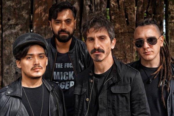 Juan Rosasco en Banda sigue presentando «Vivo», ahora con el video de «Calabaza»