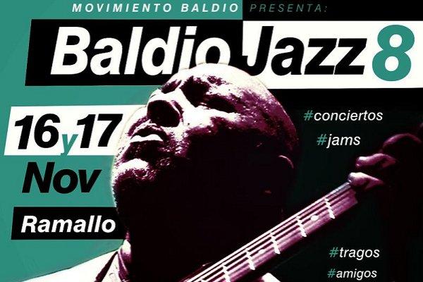 Se celebra en Villa Ramallo la octava edición del festival Baldío Jazz