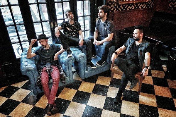 Patagonia ReVelde presenta un nuevo single y video, «Corazón guerrero»