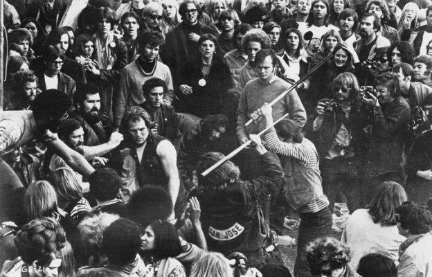 Hace 50 años, la película «Gimme Shelter» de los Rolling Stones marcaba el fin de una era