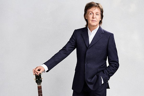 Paul McCartney repasará su vida en un libro a través de 154 canciones