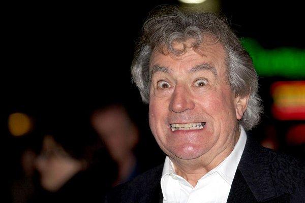 Murió a los 77 años Terry Jones, miembro fundador de Monty Python
