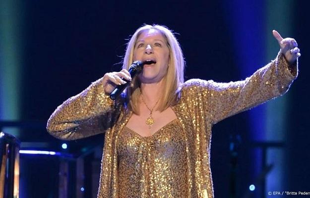Barbra Streisand homenajea al personal médico que se enfrenta al coronavirus